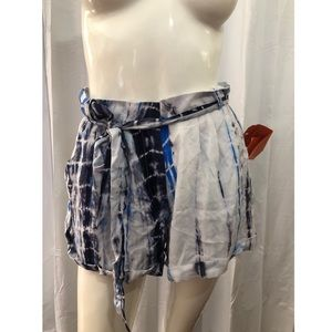 Lucca Couture Tie Dye Shorts